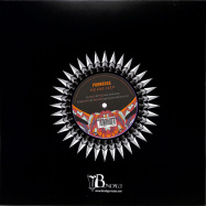 Back View : Pornbugs - UNAS GOTAS / FIDUCIA (180G / COLOURED VINYL) - Bondage Music / BOND12058