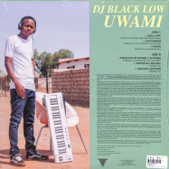 Back View : DJ Black Low - UWAMI (LP) - Awesome Tapes From Africa / ATFA042LP / 00145014