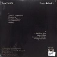 Back View : Dame Area - ONDAS TRIBALES - Mannequin / MNQ 141 / MNQ141