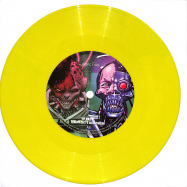 Back View : Shadow Sect & Dope D.O.D. - STFU (GREEN 7 INCH + MP3) - PRSPCT Recordings / PRSPCT040