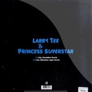 Back View : Larry Tee & Princess Superstar - LICKY PART 2 - Io Music / iomx018