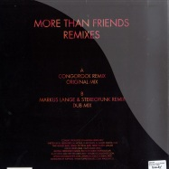 Back View : Fukkk Offf - MORE THAN FRIENDS REMIXES - Coco Machete / CCM047