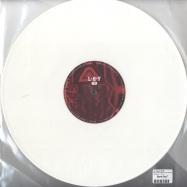 Back View : La Casa Del Ritmo - MALA IDEA (White Coloured Vinyl) - Look At You / LAY122