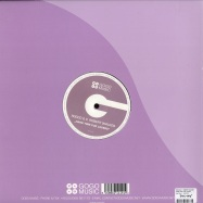 Back View : Rocco & C. Robert Walker - HARD TIME FOR LOVERS - Gogo Music / GOGO041