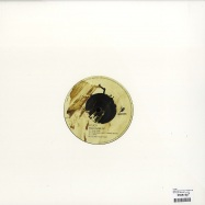 Back View : Louer - WABI SABI EP (HALF HAWAII REMIX) - Nervmusic / nm006