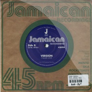 Back View : Cornel Campbell - STARS / VERSION (7 INCH) - Jamaican Recordings / jr7015