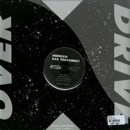Back View : Niereich - DAS TESTAMENT - Overdrive / OVER187-12