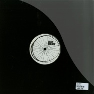 Back View : Enrico Mantini - OVERFLOWING - Half Baked / HB004