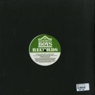 Back View : Jasper Street Company - REACH - Basement Boys Records / BBR085
