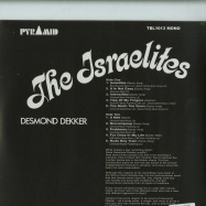 Back View : Desmond Dekker & The Aces - ISRAELITES (180G LP) - Trojan / TBL1013 / 39140921
