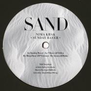 Back View : Nima Khak - SUNDAY RAVER (180G VINYL) - Sand / SAND007