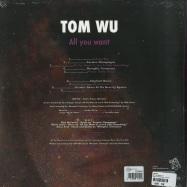 Back View : Tom Wu - ALL YOU WANT (LP) - Disko B - Echokammer / 157441