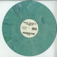 Back View : Paul Nazca - JOUVENCE REMIXES - Suspected / SUSLTD015r