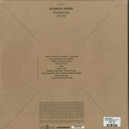 Back View : Norman Weber - HAPPENINGS OF LIFE (2LP+MP3) - Muna Musik / MUNAMUSIKLP001
