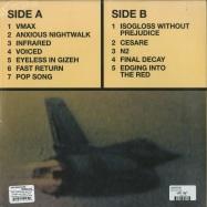 Back View : Jon Krocker - MONOLOG (LP) - Dark Entries / DE228
