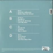 Back View : Uberdope - GRAAG GEDAAN (2LP + MP3) - Fake Records  / FAK201801LP