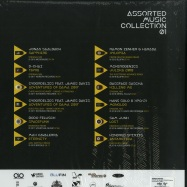 Back View : Various Artists - ASSORTED MUSIC COLLECTION 01 (6 X 12INCH BOX / INCL SLIPMATS) - Assorted Music / AMR01