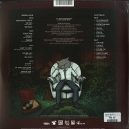 Back View : A Cat Called Fritz - REMIXES: TRIBULATIONS AND LIFE OF A CAT.. (DELUXE 2LP) - HHV / HHV424DLX