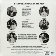 Back View : Peoples Pleasure & Alive And Well - DO YOU HEAR ME TALKING TO YOU? (LP) - Athens Of The North / AOTNLP023