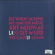 Back View : LE LE - CLUELELLESS - Magnetron Music / MAG 135
