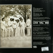 Back View : Michael Orr And The Book Of Life - LOVE WILL RISE (LP) - High Jazz / HJLP 007