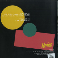 Back View : Peer Du - FOR THOSE EP - Haws / HAWS004