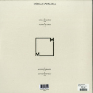 Back View : Musica Esporadica - S/T (LP) - MUSIC FROM MEMORY / MFM 044