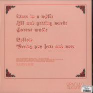 Back View : Rosegarden Funeral Party - ONCE IN A WHILE EP - Oraculo Records / OR65