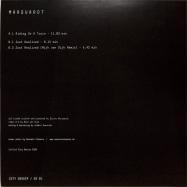 Back View : Marquardt - RIDING ON A TRAIN - City Gossip / CG 01