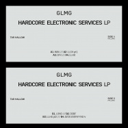 Back View : GLMG - HARDCORE ELECTRONIC SERVICES (TAPE + MP3) - TH Tar Hallow / HALLOW2