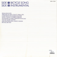 Back View : Live Fashion - BICYCLE SONG - Best Record / SPQR1122R