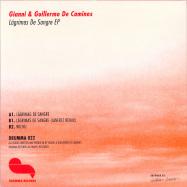 Back View : Gianni & Guillermo De Caminos - LAGRIMAS DE SANGRE EP (JANERET RMX) - Drumma Records / Drumma022