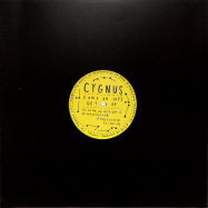 Back View : Cygnus - COME ON LETS GET IT EP (COLOURED VINYL) - Lost Control / LC2097-001