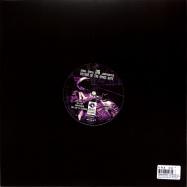 Back View : Serge Geyzel / johnfaustus - THE RETURN OF THE SPACE GATE - Zodiak Commune Records / ZC-ELEC003