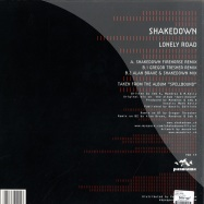Back View : Shakedown - LONELY ROAD - Panorama / PNR15