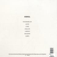 Back View : Pawel - PAWL (2LP) - Dial LP 015