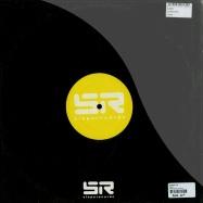 Back View : Monsta Kok - NASTY - Slope Records / slope001