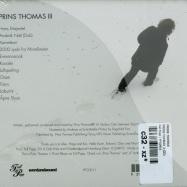 Back View : Prins Thomas - PRINS THOMAS 3 (CD) - Full Pupp / FPCD011