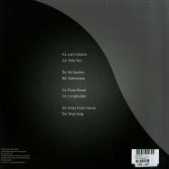 Back View : Paco Osuna - LONG PLAY (2X12 LP, 180G) - Minus / MINUSMAX29LP