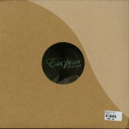 Back View : Kasbah Zoo & OniWax - NO EYES EP - Escapism Musique / EMV007