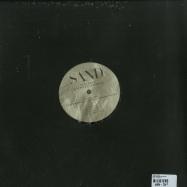 Back View : Nima Khak - LAST WOMAN STANDING (180G VINYL) - Sand / SAND003