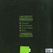 Back View : DJ Hidden - THE EVAH GREEN EP - PRSPCT Recordings / PRSPCTEP007