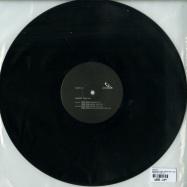 Back View : Meta.83 - BLACK HOLE ( INCL. TOBIAS RMX / BORROWED IDENTITY RMX / GRAVITY MIX ) - Pastamusik / PAMLTD13