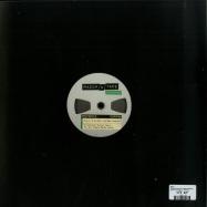 Back View : Mr.V - SOMETHIN WITH JAZZ REMIXES (GREEN VINYL) - Razor-N-Tape Reserve / RNTR013