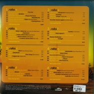 Back View : Various Artists - ABOUT BERLIN 14 (4X12 LP + MP3) - Polystar / 0600753712290