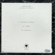Back View : Adriatique - PATTERNS OF ETERNITY EP - Siamese / Siamese001