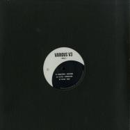 Back View : Audiotheque, Leo-Pol, Nu Zau - VARIOUS V3 - PART 1 - Bodyparts Records / BPV012-1