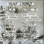 Back View : Deaf Chonky - DEAF CHONKY EP (RED AXES, MANFREDAS REMIXES) - Garzen Records / Garzen 007 / GRZ 007