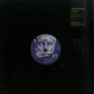 Back View : The Advent - DORIAN BLUE (140 G VINYL) - Thema / Thema 049