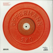 Back View : Oskar Offermann - TRUTH WITHIN THE KILOS - Live at Robert Johnson / Playrjc 052